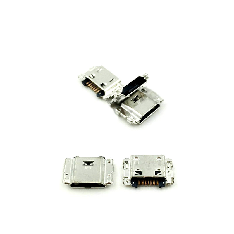 10PCS/Lot For Samsung Galaxy J1 J100 J5 J500 J7 J700 J3 2016 J300 J320 T350 T355C USB Charge Dock Socket Port Charging Connector