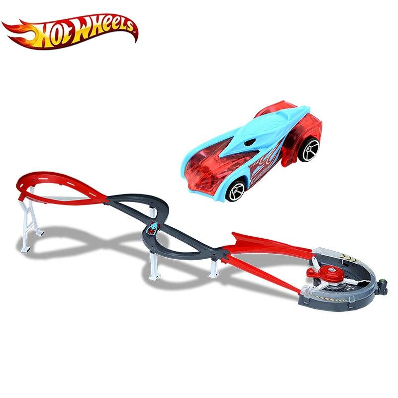Roues chaudes survêtement en plastique Matel Miniatures voiture piste grande taille Hotwheels jouet modèle X2589 piste classique pour cadeau d'anniversaire-in Jouets véhicules from Jeux et loisirs    3