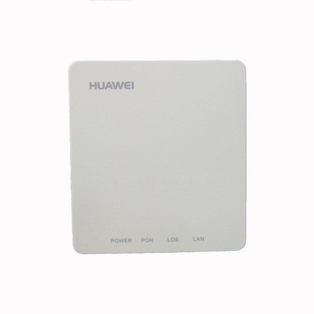Livraison gratuite 20 pièces 90% nouveau utilisé Huawei HG8010 EPON ONU ftth fibre utilisé GPON 1GE Ont sans boîtes pas de puissance livraison gratuite