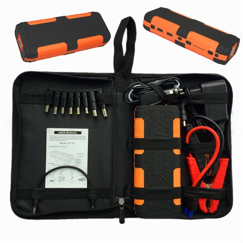 2017 Car Jump Starter 20000mAh Portable Starter Battery Charger for Car Battery Power Bank 12V Starting Device Booster Buster CE