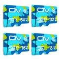 OV Brand 100% Real capacity Memory card - 8GB c6 16GB 32GB 64GB c10 micro sd card Retail Packaging Free shipping