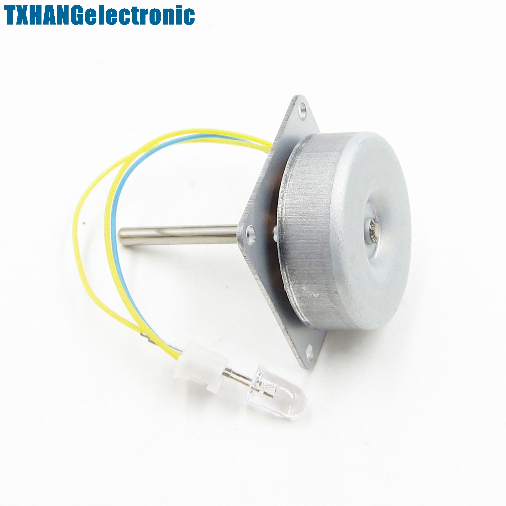 Realistisch Ac 3 Phase Micro Brushless Generator Wind Hand Generator Motor 3-24 V Diy Angenehme SüßE