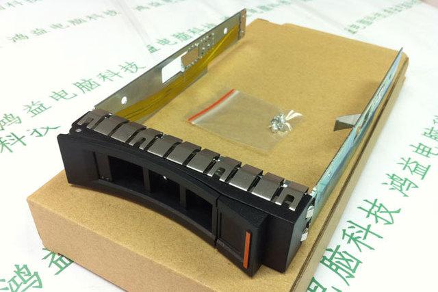 "69Y5284 3.5 ""SAS SATA HDD Drive Tray Caddy x3500 x3530 x3550 x3630 x3650 Frete Grátis para todo o mundo"