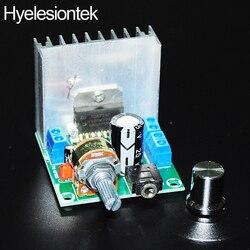 TDA7297 Версия B 2X15W Amplificatore стерео цифровой аудио усилитель Amplificador модуль Плата двухканальный Ampli электро 9-15 в