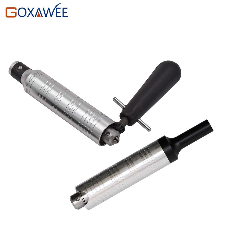 GOXAWEE EU USA CC30 kézidarab és tokmánykulcs a Foredom flex tengelyes géphez 0-4 mm-es szárhoz a Dremel Mini Darálóhoz
