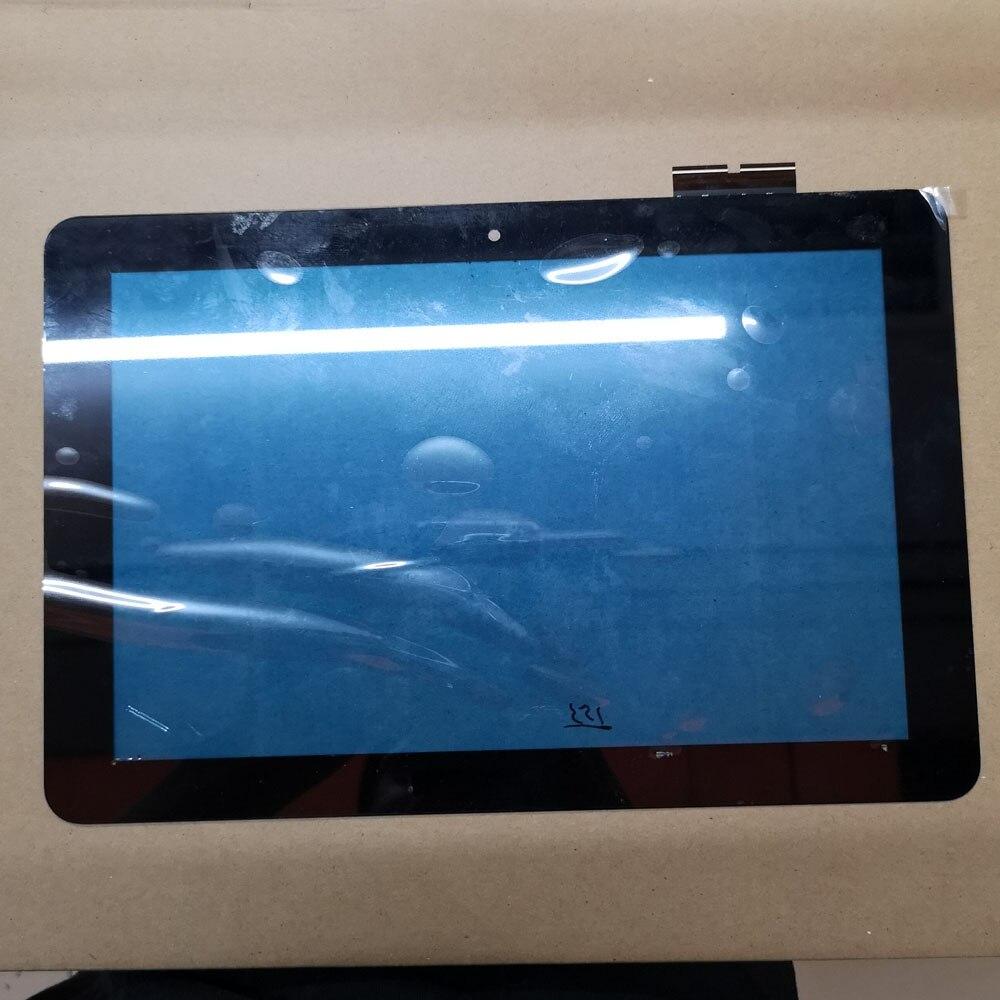 Pièce de rechange de capteur en verre de numériseur d'écran tactile de FP-ST101SI021BKF-01X de 10.1 pouces pour le livre de transformateur d'asus T101H T101HA