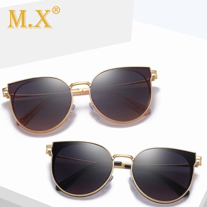 2019 New Luxury Polarized Women Sunglasses Fashion Round Ladies Vintage Brand Design Cat Eye Woman Female Sun Glasses S1979
