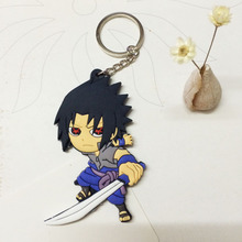 Naruto Action Figure Key Chain