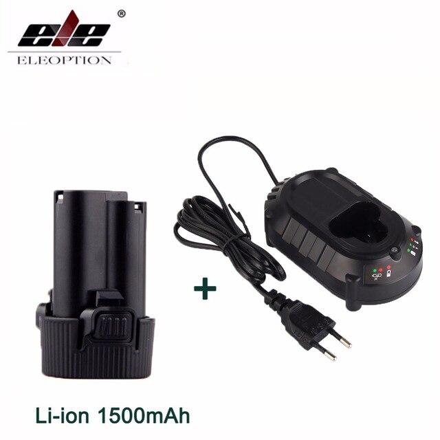 Li-Ion Akku 10,8V 1500mAh für Makita TD-090 TD-090-D TD-090-DWE