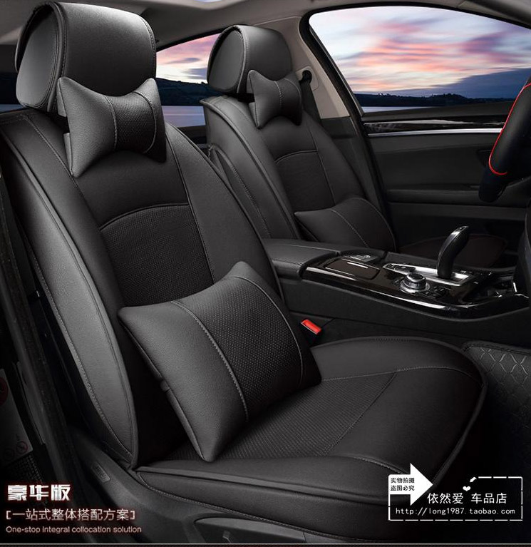 popular genuine leather car seat covers buy cheap genuine leather car seat covers lots from. Black Bedroom Furniture Sets. Home Design Ideas