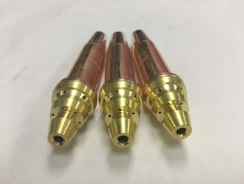 Propane tips oxygen nozzle for flame torch oxygen torch gas torch