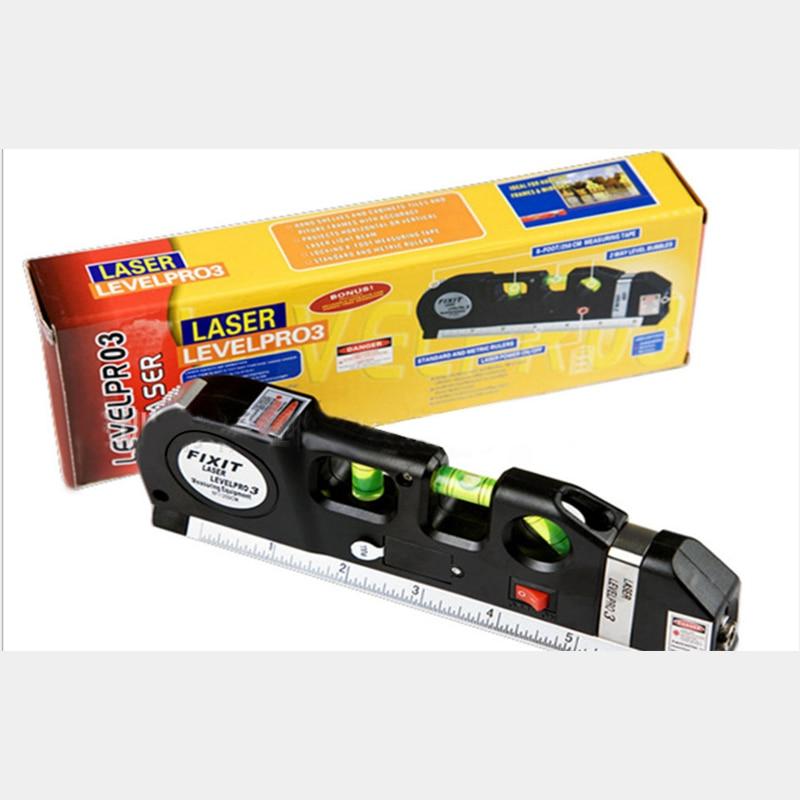 Strumento di marcatura a 5 fili / livello laser (con telecomando)
