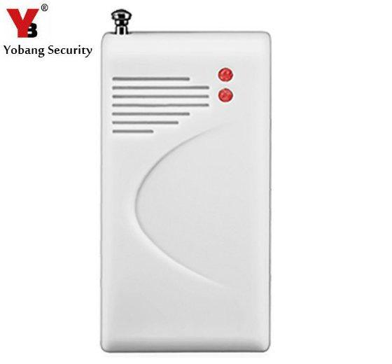 YobangSecurity Wireless Shock Sensor Detector Detect for Security font b Alarm b font System font b
