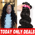 Mink Brazilian Virgin Hair Body Wave 10A Virgin Brazilian Hair Weave Bundles Queen Hair Brazilian Body Wave 3 Bundles Annabelle