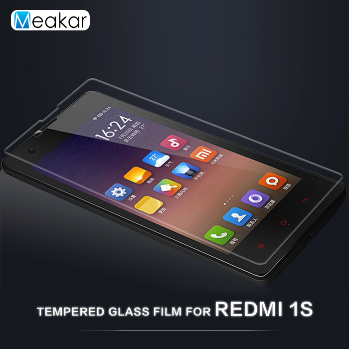 2.5d 9 H Film 4.7for Xiaomi Redmi 1 S Gehärtetem Glas Film Screen Protector Für Xiaomi Redmi 1 S Redmi 1 Telefon Perfekte Verarbeitung Handy-zubehör Handybildschirm-schutz
