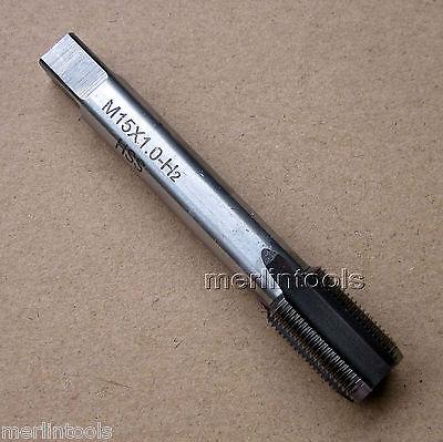 15 мм x 1 Метрическая HSS Метчик для правой резьбы M15 x 1,0 мм шаг