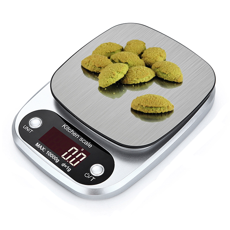 10000g/1g Food Diet Kitchen Scale Postal Scales Cooking Baking Tools Electronic Balance Digital reloading weight scale bascula Весы