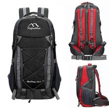 75L Wasserdichte unisex männer rucksack travel pack sporttasche pack Outdoor Bergsteigen Wandern Klettern Camping rucksack für männliche