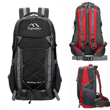 75L imperméable à leau unisexe hommes sac à dos voyage pack sac de sport pack en plein air alpinisme randonnée escalade Camping sac à dos pour homme