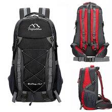 75L wodoodporny unisex mężczyźni plecak plecak podróżny torba sportowa pakiet alpinizmu na świeżym powietrzu piesze wycieczki wspinaczka plecak kempingowy dla mężczyzn