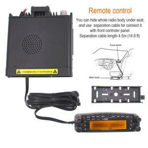 Image 4 - TYT woki toki TH 7800 50W Car Radio Dual Band136 174 & 400 480MHz Amateur Ricetrasmettitore Mobile TH7800 FM radio