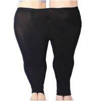 Цветные Модальные большие леггинсы женские летние брюки плюс размер джинсовые леггинсы яркие цвета Леггинсы Большие женские штаны бодикон...