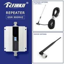 Amplificador celular GSM repetidor amplificador de señal 2G 900Mhz amplificador de señal de teléfono móvil amplificador de señal de teléfono para teléfono