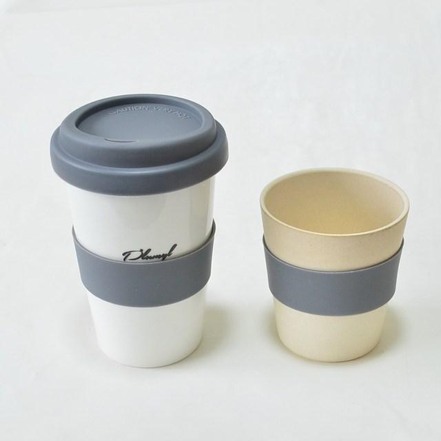 Lids Sleeves 3cm Height Mugs Lid For Ceramic Coffee Mug With Sleeve