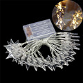 2m 20 LEDs Waterproof Star Shaped String Light Wedding Party Christmas Decoration Light Led Sting light