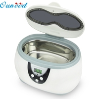Happy Home Sonic Wave Digital Ultrasonic Jewelry Eyeglass Watches Dentures Cleaner JP 3800S 1 Piece