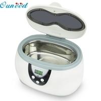 Happy Home Sonic Wave Digital Ultrasonic Jewelry Eyeglass Watches Dentures Cleaner JP 3800S 1 Piece