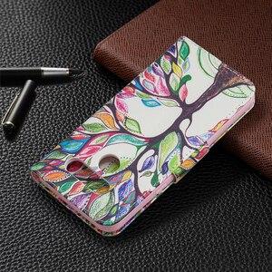Image 3 - ل LG K50 حالة ، LG Q60 حالة ، محفظة من جلد pu فليب واقية الهاتف حافظة للبطاقات فتحات حامل المغناطيسي إغلاق