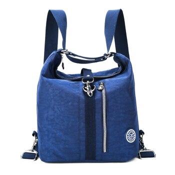 762b00adc214 2019 Новый женский топ-сумка через плечо с ручкой дизайнерские сумки  нейлоновые сумки через плечо женские повседневные сумки-шопперы
