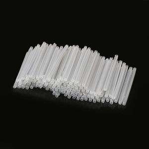 Image 3 - 1000 pces único núcleo 60mm nu fibra especial calor shrinkable tubo conector