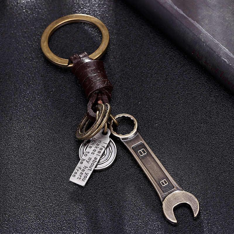 2019 sıcak çok tarzı deri anahtarlık gitar kanatları çizmeler eldiven anahtarı metal anahtarlıklar araba anahtarı aksesuarları aile için mevcut