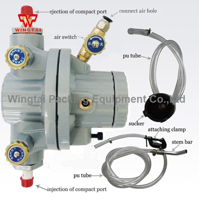 BML-5 Circulate Single-way Stainless Steel Pneumatic Diaphragm Pump for Printing Ink / Oil / Chemical Liquid цена