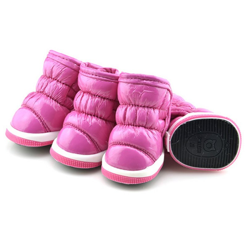 Dog Leather Shoes   Small Dog Shoes   Dog Winter Shoes