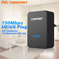 Wireless WiFi Repeater 150Mbps 802.11n/g/b Network Wifi Extender COMFAST AP Router Wi fi Signal Amplifier Repetidor Wifi Booster