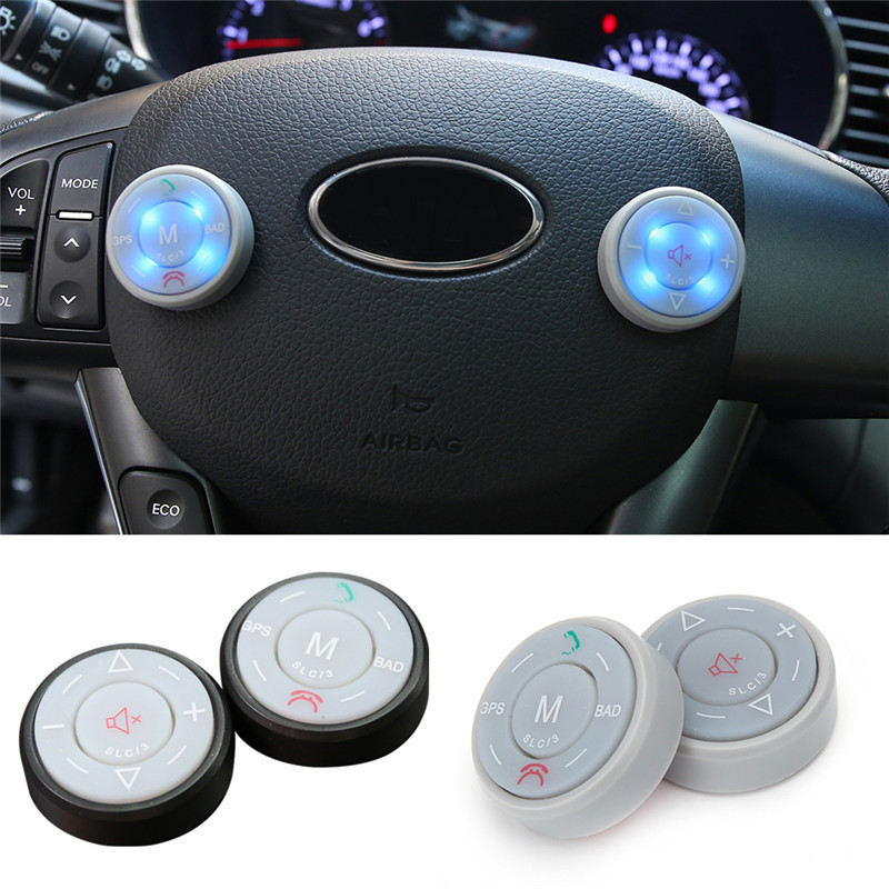 Car Steering Wheel Control Navigation DVD Button Wireless Car Android GPS Navigation For Universal Remote Control Buttons|car steering wheel|control wheel steering|steering wheel button control - title=