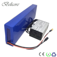 slim 36v e scooter li ion battery 36v 16ah 10s5p electric scooter battery use 18650 3200mah cells with charger