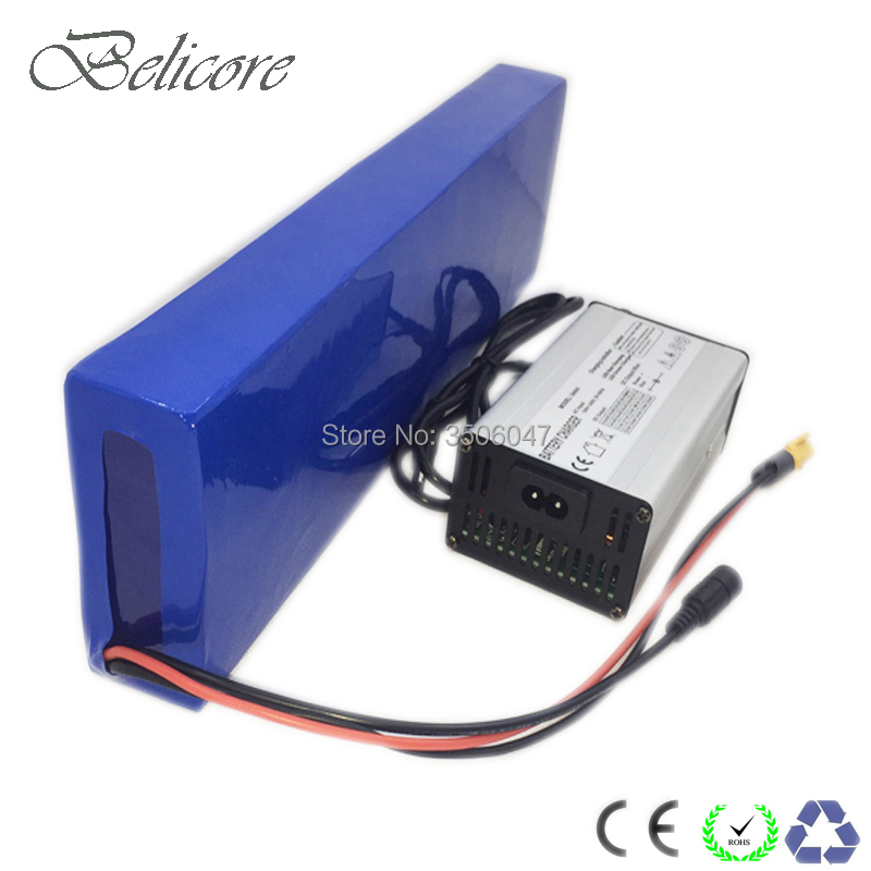 slim 36v e-scooter li ion battery 36v 16ah 10s5p electric scooter battery use 18650 3200mah cells with charger