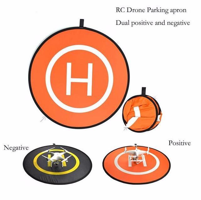 Phantom 3/4 inspire 1 plataforma de estacionamiento portátil plegable retráctil drone multicopter landing pad campo base aérea para dji phantom