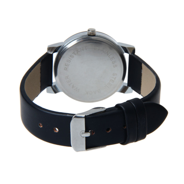 New Attractive High quality New Arrival women Quartz Dial Clock Leather Wrist Watch Round Case fashion women's sports Watches 3