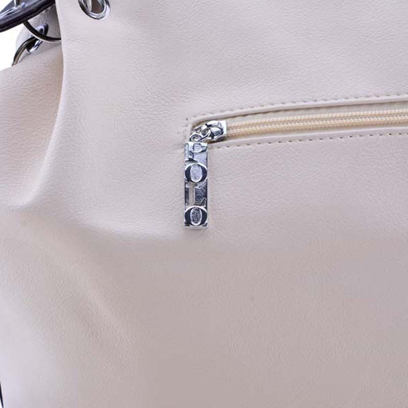 KLIPSCH POLO Designer Women Handbag Female PU Leather Bags Handbags Ladies Portable Shoulder Bag Office Ladies Hobos Bag Totes 5