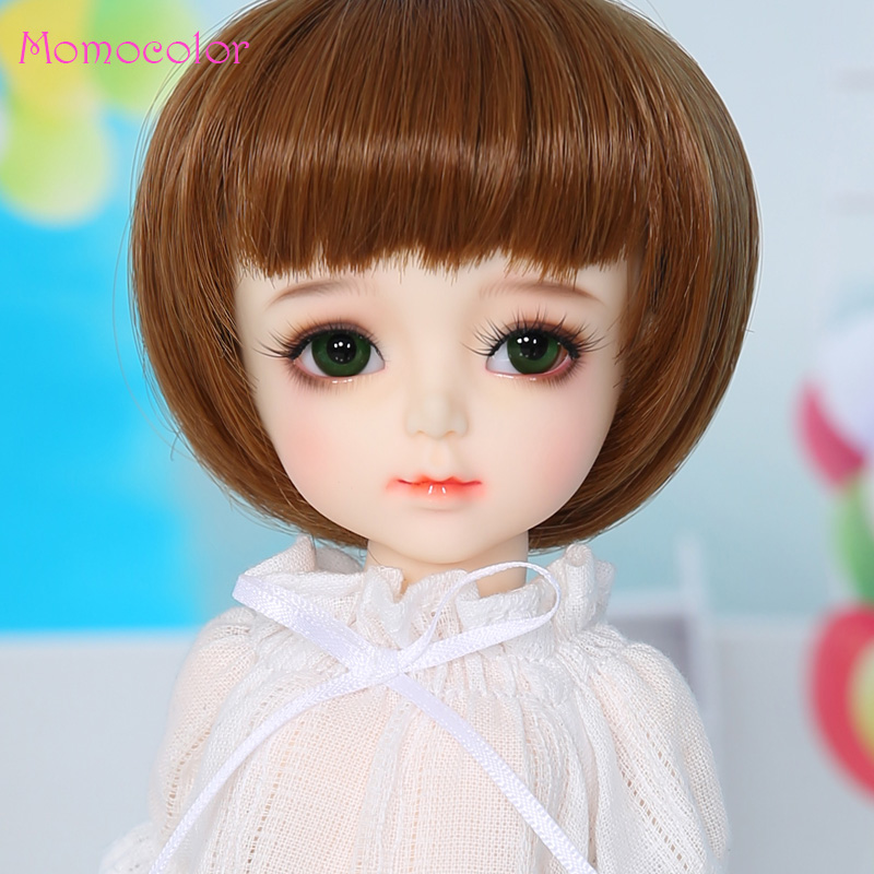 BJD Dolls Momocolor Michelle 29cm 1/6 Adorable Cutie High Quality Resin Figure Girl Toys Best Birthday Gifts michelle reid rizikuojant viskuo