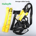 Workout strap suspension trainer P3 Resistance Bands Crossfit Sport Equipment Strength Training  gym training