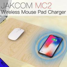 JAKCOM MC2 Mouse Pad Sem Fio Carregador venda Quente em Carregadores como lvsun carregador de bateria 36 v opus bt c3100