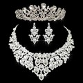 Luxury Wedding Bridal Accessories Crown Crystal Boutique Headpiece Noiva Sparkle Bridal Hair Accessories for Women