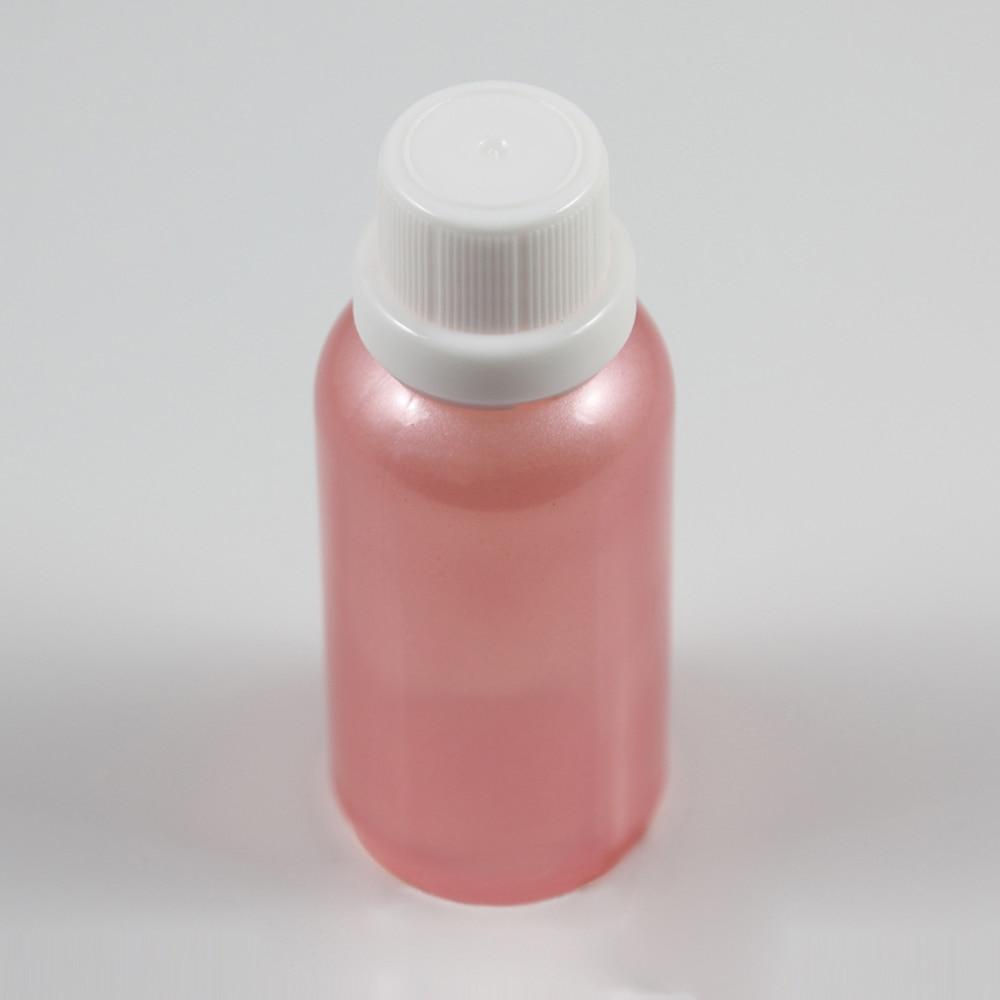 pcs atacado 1 50 burglarproof onca vazio recipiente de oleo essencial de vidro rosa com branco