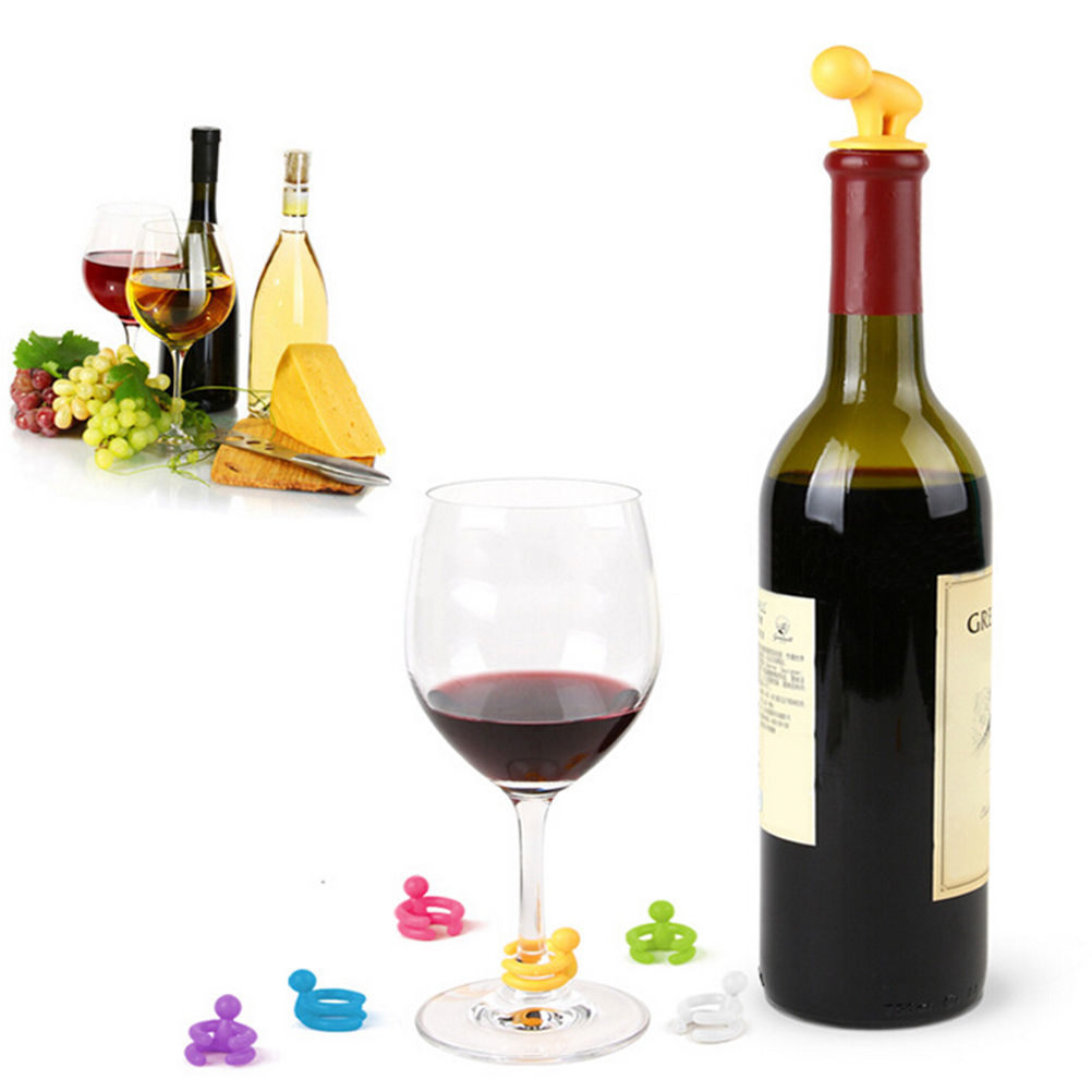 Preservation Wine Stoppers Kitchen Wine Champagne Stopper 1 PCS ...